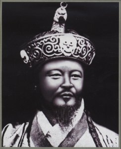 Druk Gyalpo Gongsa Ugyen Wangchuk-THE FOUNDING MONARCH
