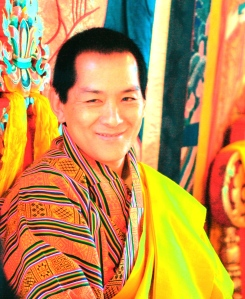 Druk Gyalpo Jigme Singye Wangchuk-THE VISIONARY KING